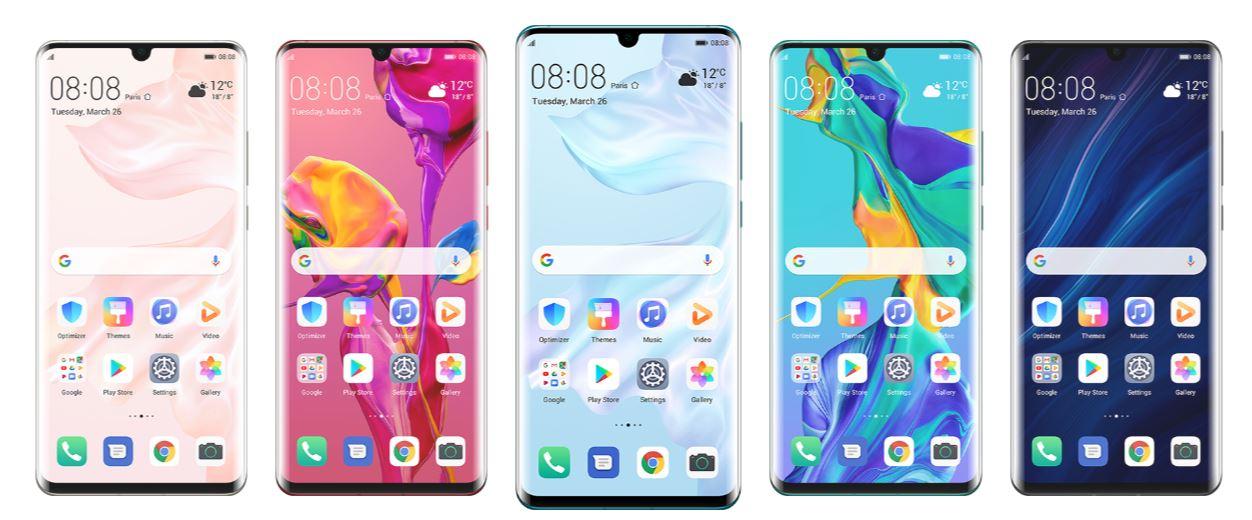 EMUI 9,1 Oficiálne teraz: Správy, zoznam podporovaných zariadení Huawei a súbory na stiahnutie 4