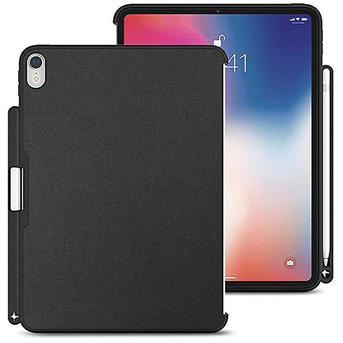 Luvvit iPad Pro 12.9 Fodral 2018 Täck med Apple Pennhållare