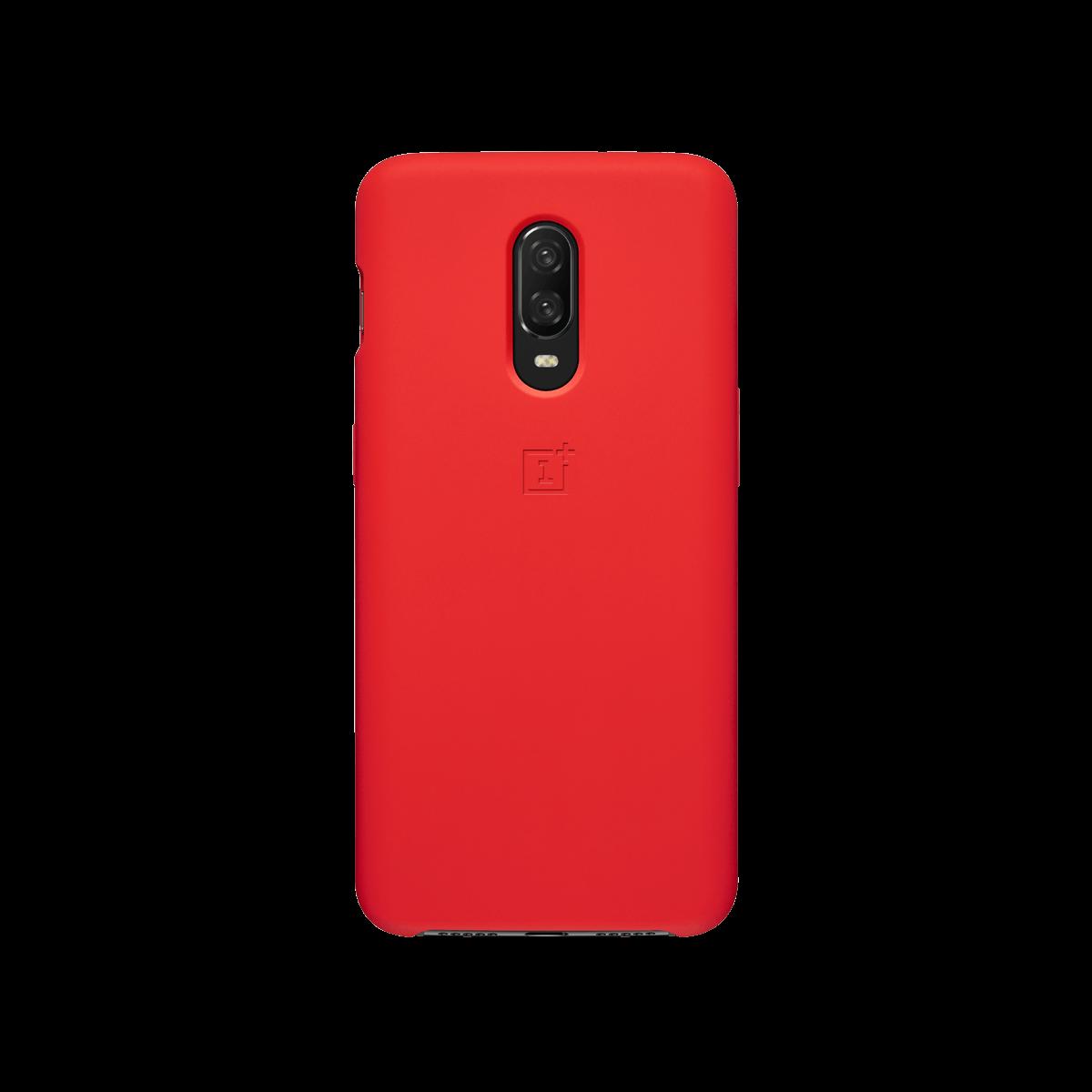 OnePlus 6T silikonskyddsfodral