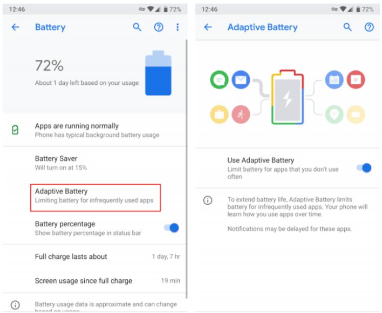 Top 10 funkcií systému Android 9,0 Pieuppdatering 7