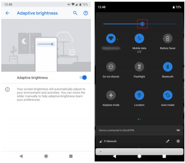 Top 10 funkcií systému Android 9,0 Pieuppdatering 10