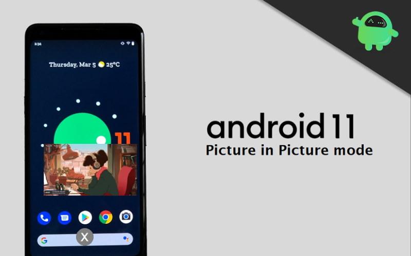 Ako používať nový obrázok systému Android 11 v obrazovom režime alias plávajúce okno