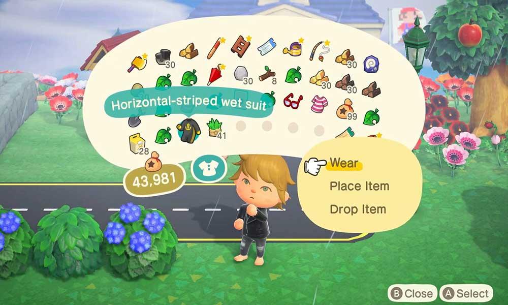 Ako rýchlejšie plávať v Animal Crossing: New Horizons