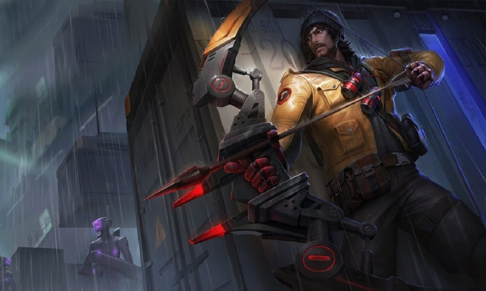 Najlepšie strelci hrdinov v mobilných legendách: Bang Bang 4