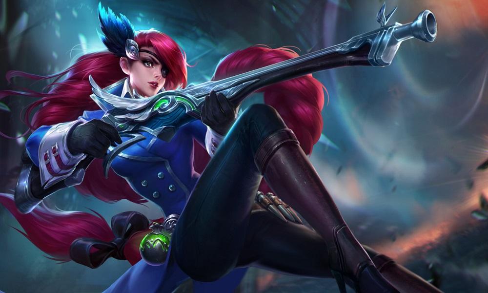 Najlepšie strelci hrdinov v mobilných legendách: Bang Bang 3