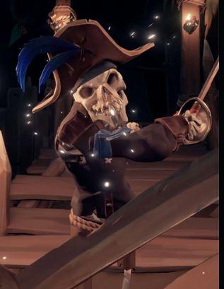 kapitán kostry
