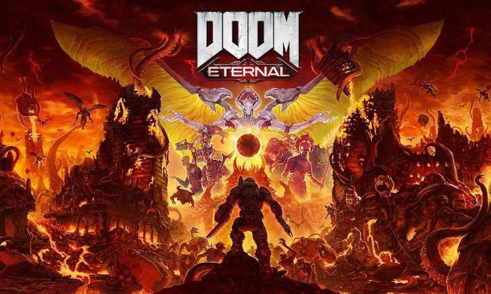 Ako opravím Doom Eternal Lag, Shuttering, Crashing on Launch alebo FPS Drop? 1