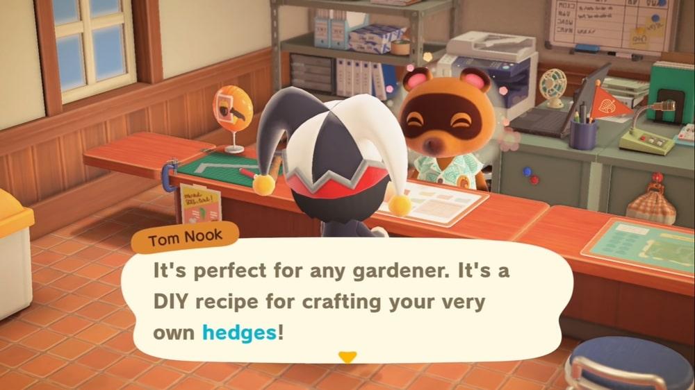 Hedge recept pri krížení zvierat