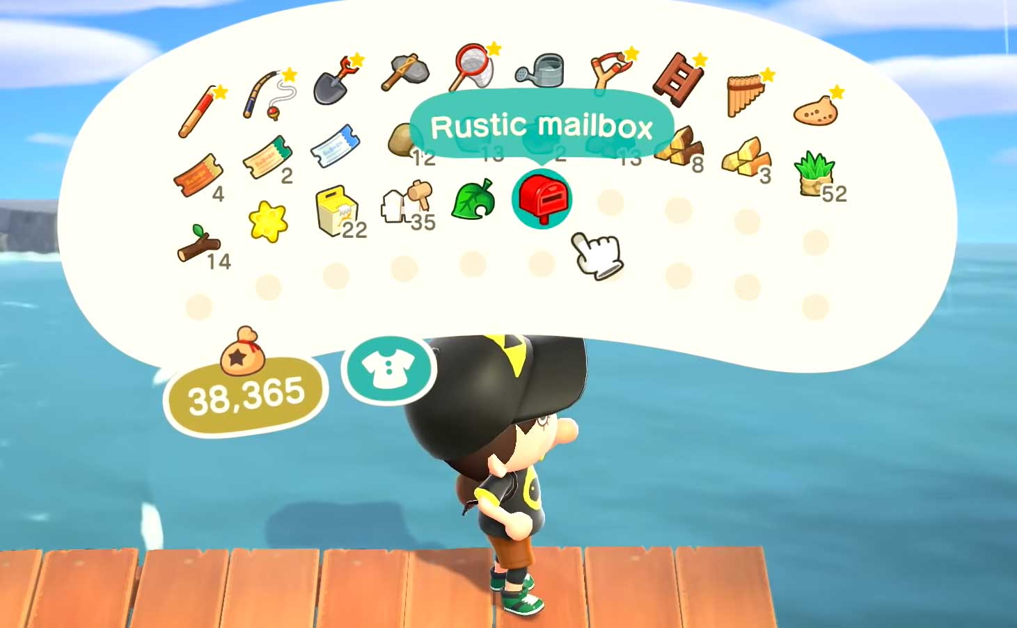 Animal Crossing: New Horizons - Hur flyttar du din brevlåda? 3