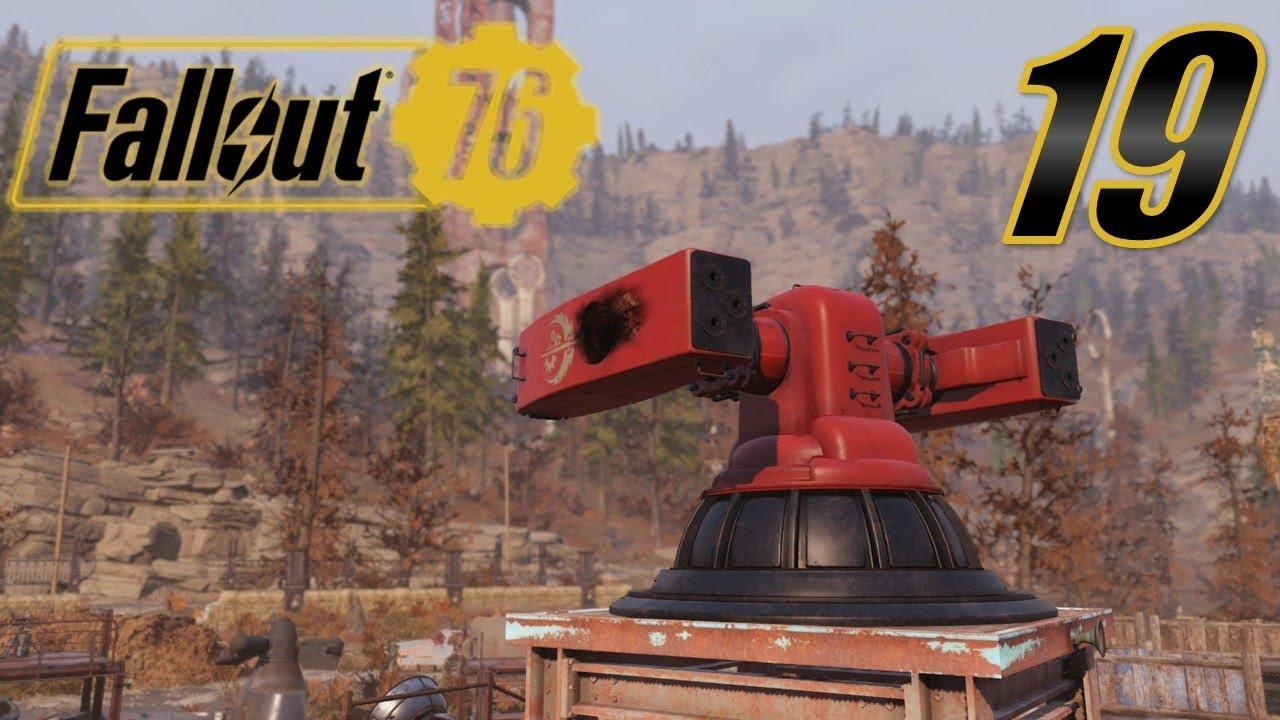 Fallout 76: Ako budovať tábory, miesta a brániť ich? 2