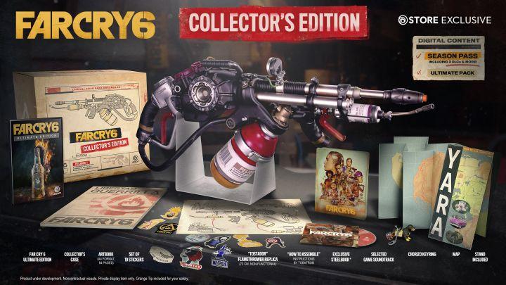Far Cry 6 Zberateľské vydanie
