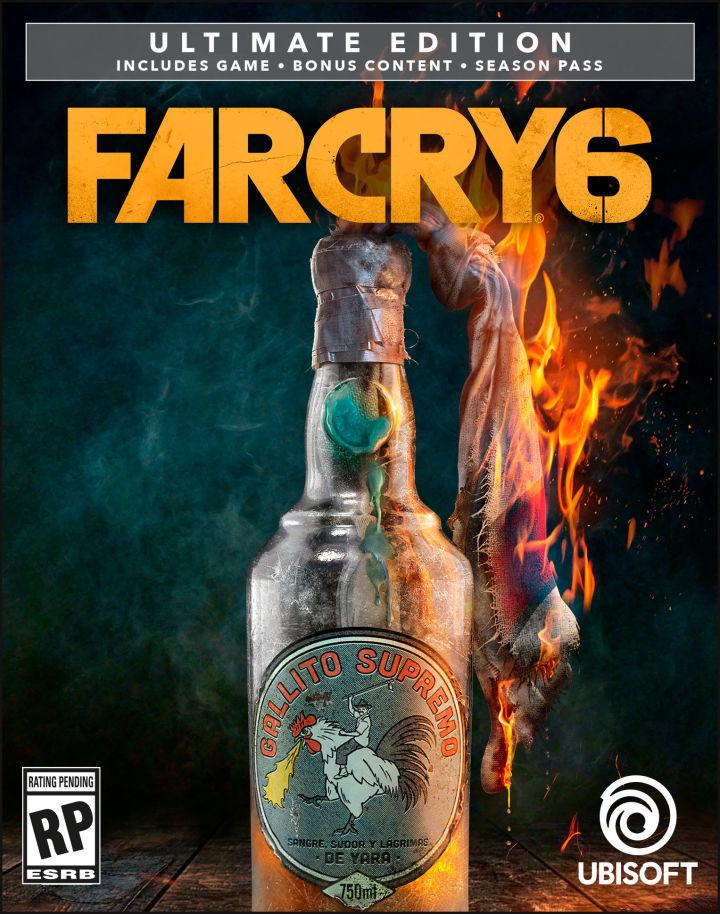 Far Cry 6 Ultimátna edícia