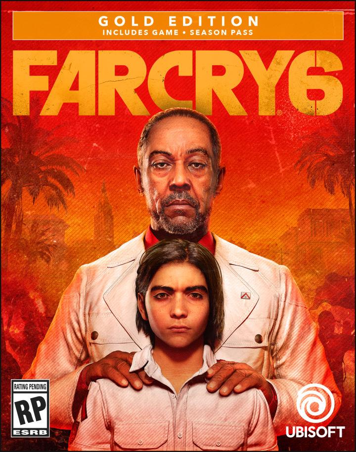 Far Cry 6 Zlatá edícia