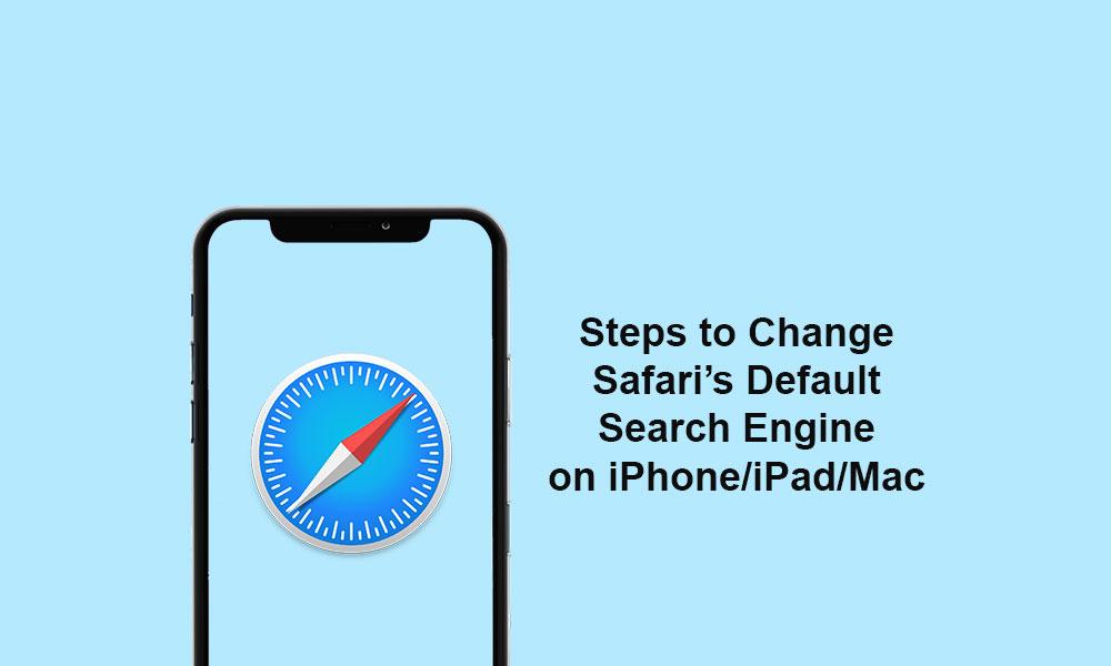 Ako zmeniť predvolený vyhľadávací nástroj Safari na zariadeniach iPad / iPhone / Mac