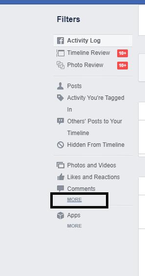 Ako odstrániť históriu vyhľadávania na Facebook 6