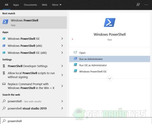 Ako odstrániť systémový oddiel na Windows 10 3