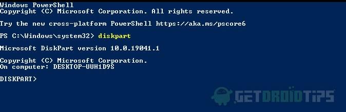 Ako odstrániť systémový oddiel na Windows 10