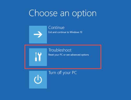 Ako opraviť šedú obrazovku smrti Windows 10? 2