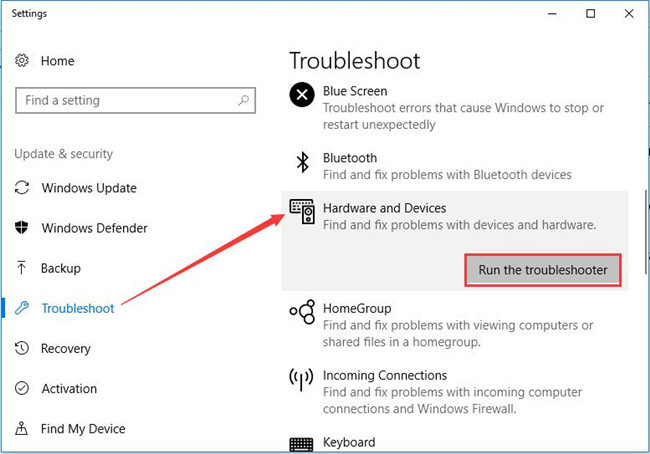 Hur du fixar Gray Screen of Death på Windows 10?