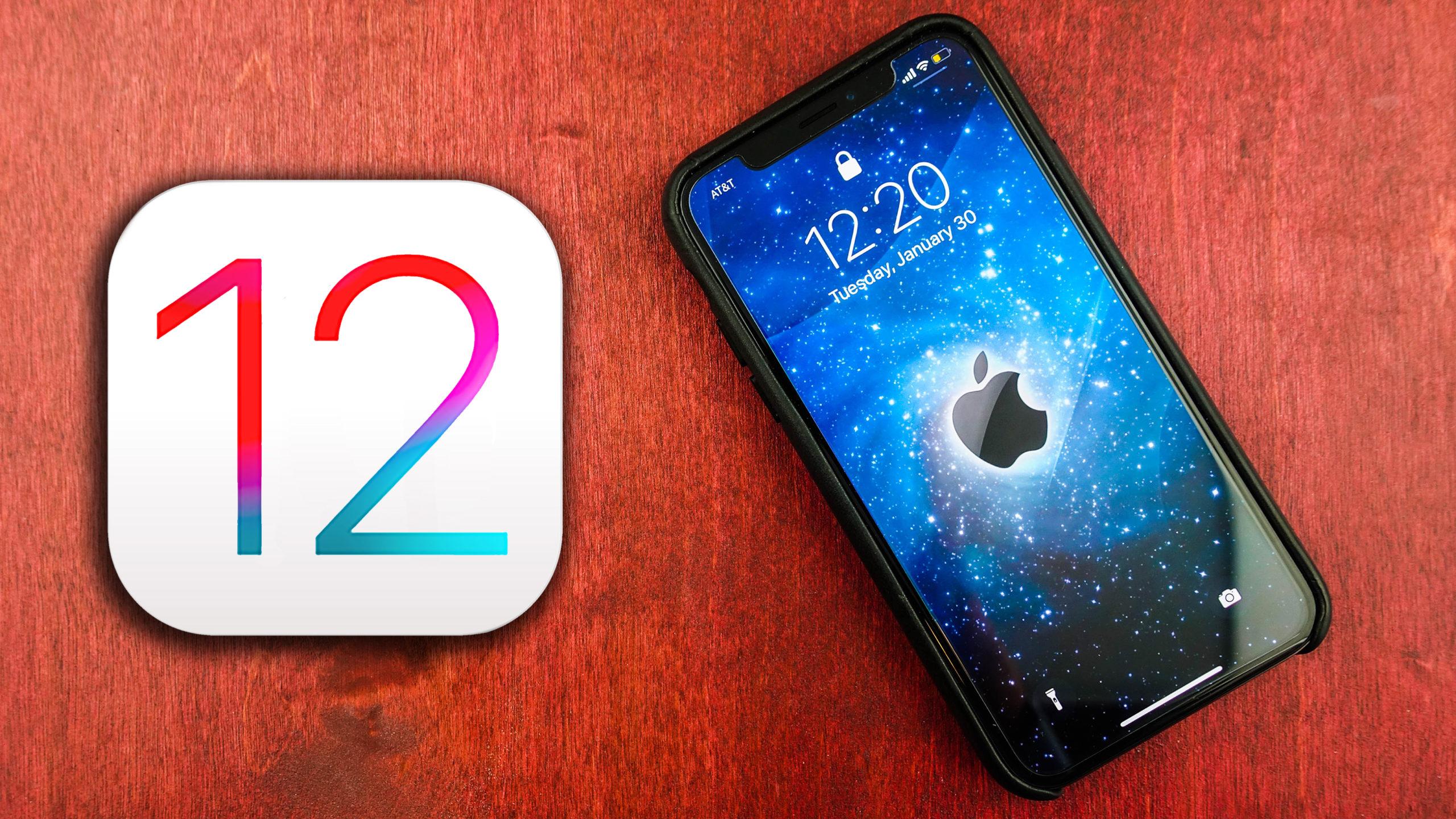 Všetky skryté funkcie systému iOS 12 pre iPhone a iPad 1