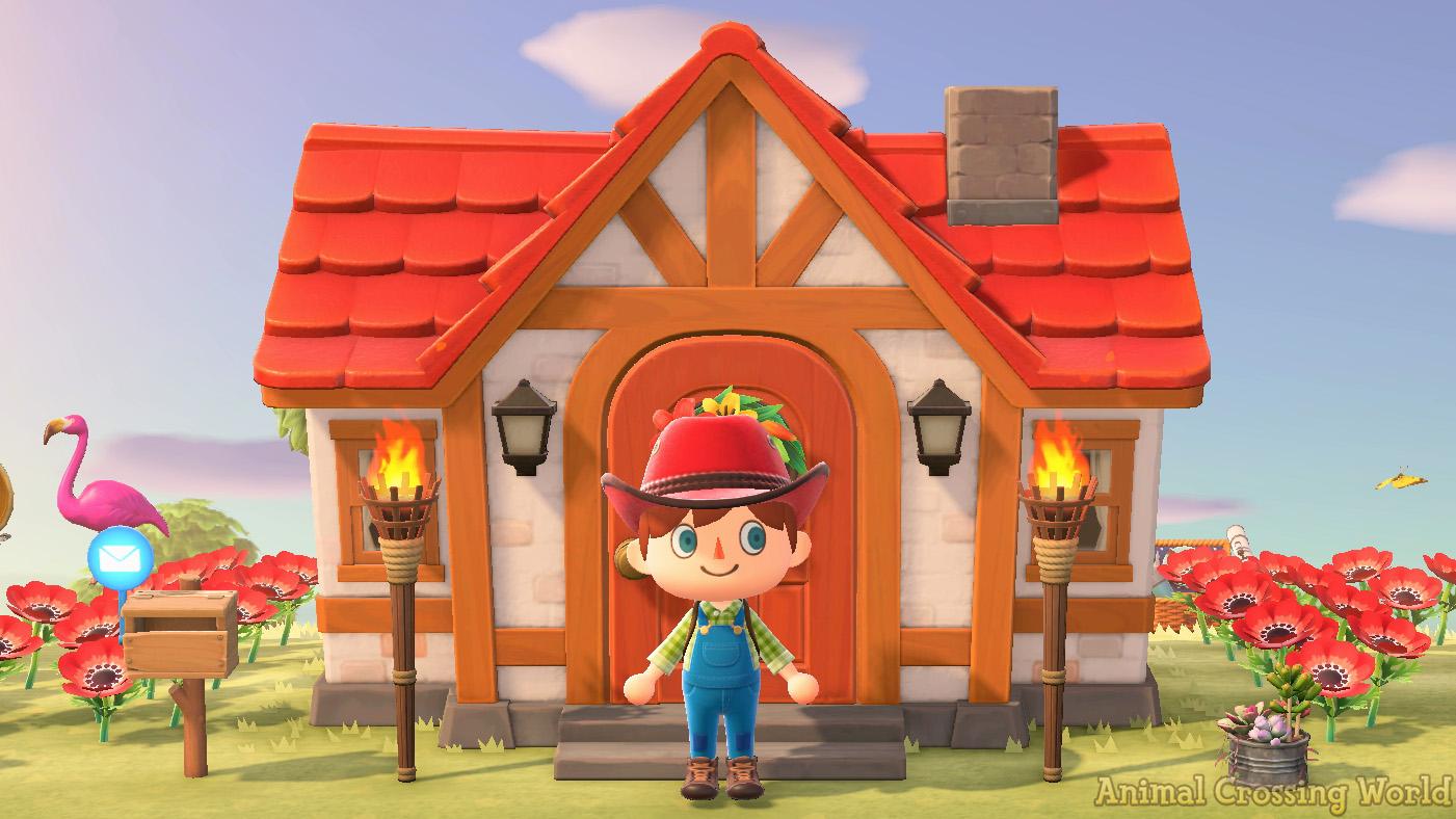 Animal Crossing: New Horizons - Hur flyttar du din brevlåda? 1
