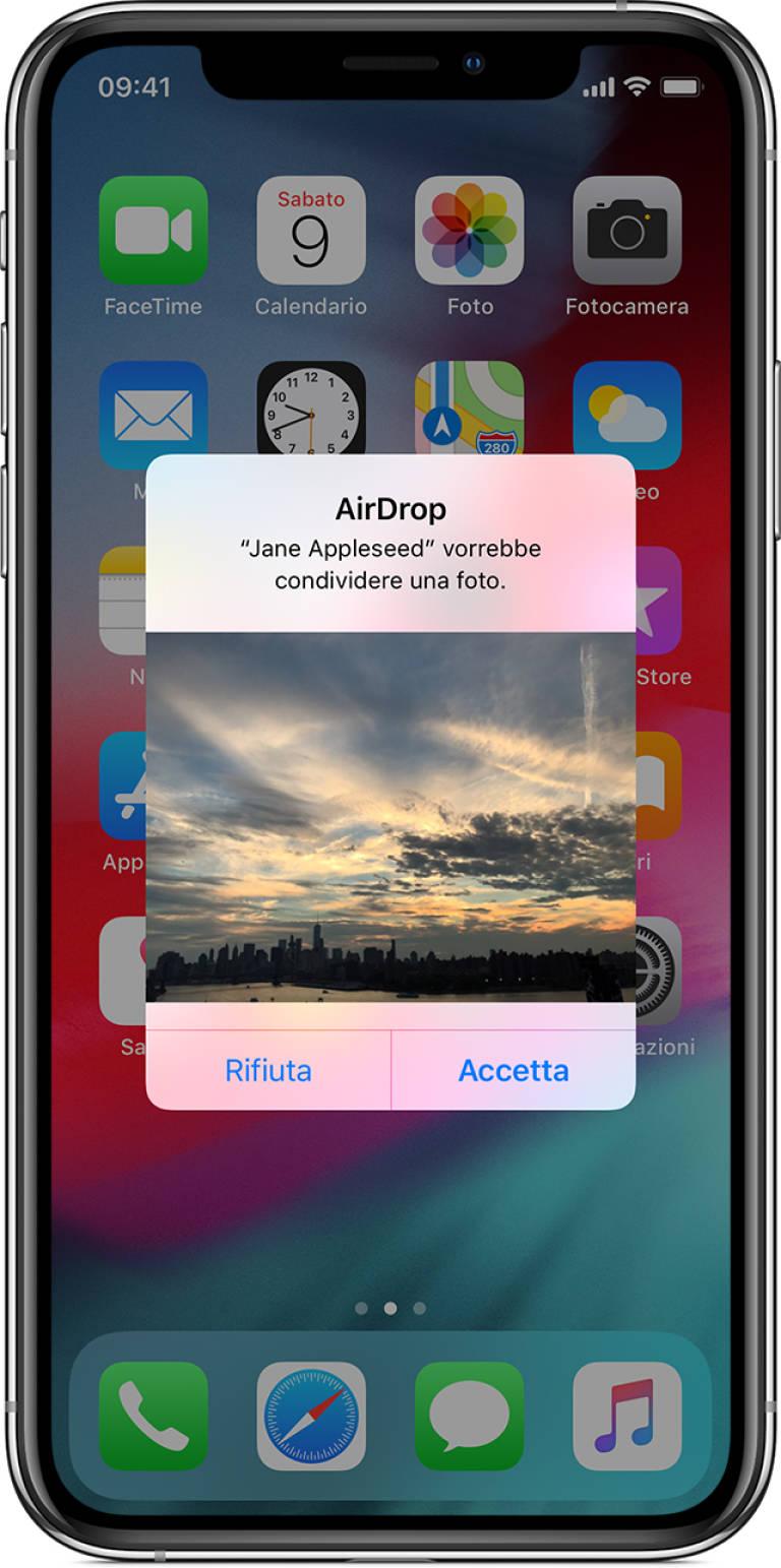 Apple AirDrop, nový spôsob komunikácie dospievajúcich 1