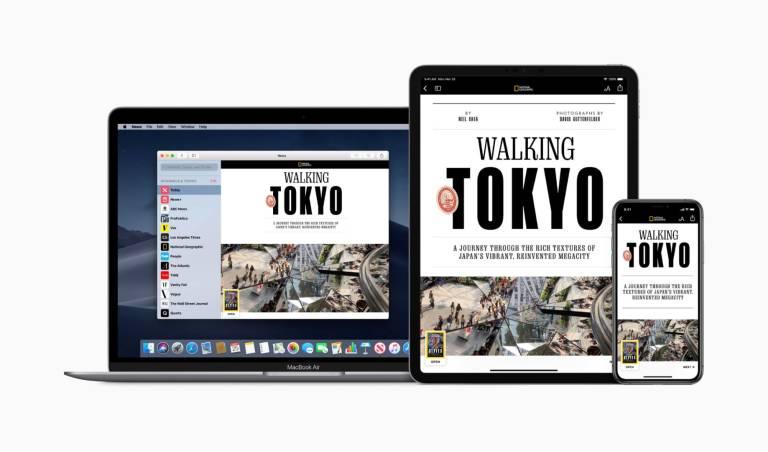 Apple News +, môžu mať v budúcnosti zvukové verzie článkov 1