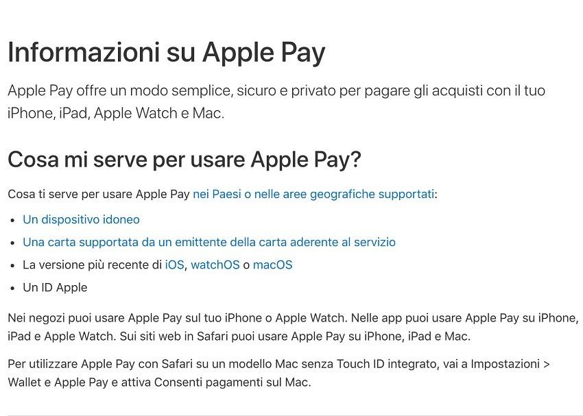 telesný vzhľad 1 Apple Pay