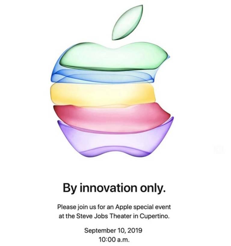 Apple kommer att presentera de nya iPhonerna den 10 september 1