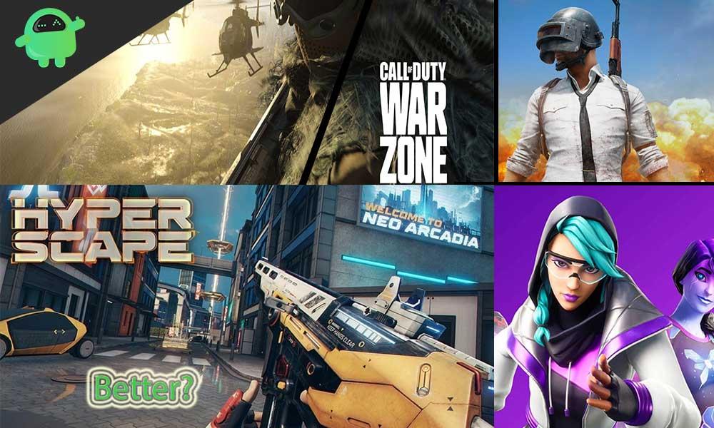 Je Hyper Scape lepší ako PUBG, Fortnite alebo Call of Duty: Warzone? 1