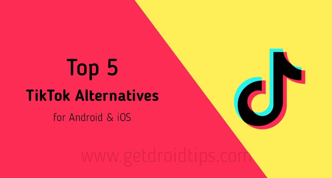 Najlepšie možnosti TikTok pre Android a iOS 1
