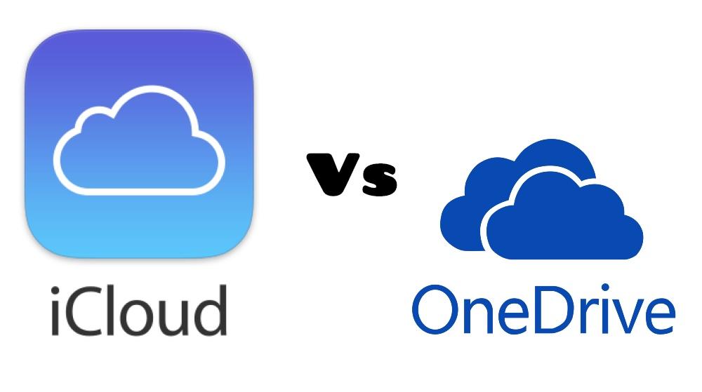 Najlepšie úložisko v cloude pre iOS: iCloud vs OneDrive 1