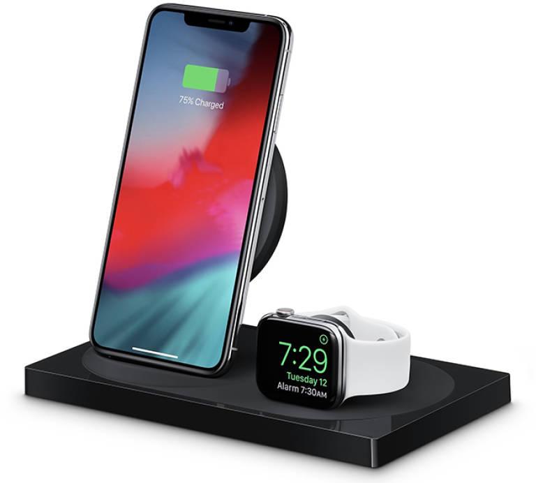 Belkin Boost Up, pristátie na Apple Uložte dok pre bezdrôtové nabíjanie pre iPhone a hodinky 1