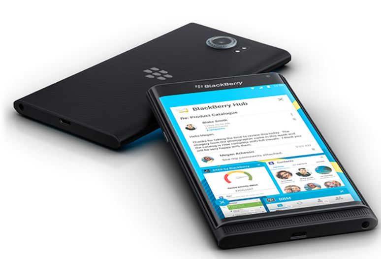 Blackberry PRIV začala dostávať najnovšie aktualizácie zabezpečenia v júni 1