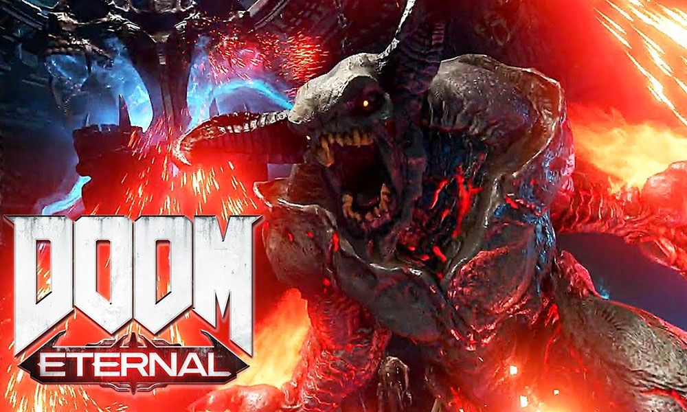 Doom Eternal Mobile: Čo vieme doteraz?  K dispozícii na stiahnutie pre Android / iOS? 1