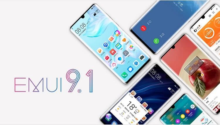 EMUI 9,1 Oficiálne teraz: Správy, zoznam podporovaných zariadení Huawei a súbory na stiahnutie 1