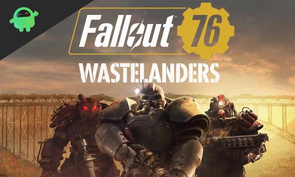 Hur man ändrar Quest Tracking i Fallout 76 Wastelanders? 1