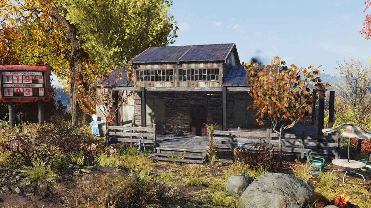 Fallout 76: Ako budovať tábory, miesta a brániť ich? 1