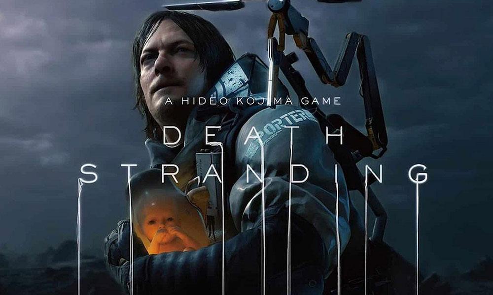Oprava hry Death Stranding zamrzne na filme s chybou 0x887a0005 1