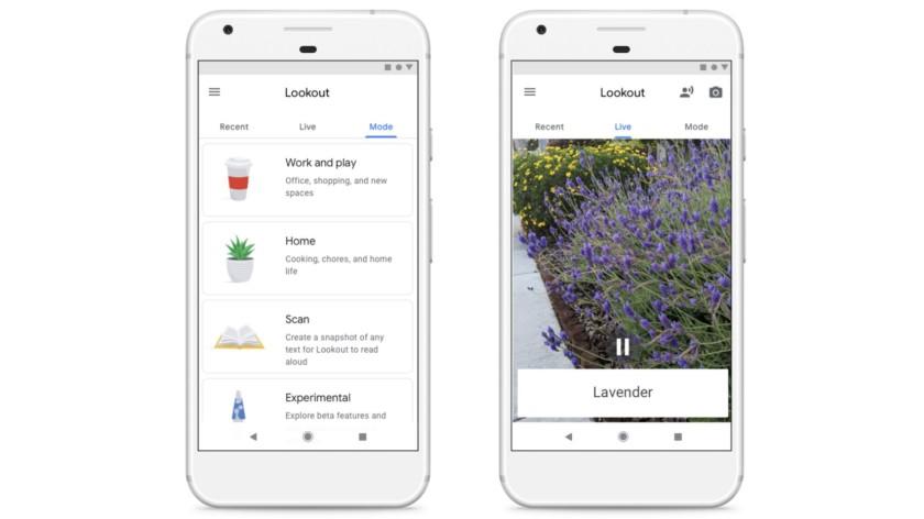 Google kommer snart att lansera en ny app som heter Lookout för att hjälpa blinda eller synskadade personer 1