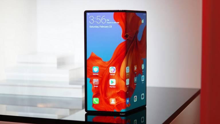 Spoločnosť Huawei Mate Xs nás stretla na konferencii MWC 2020 1