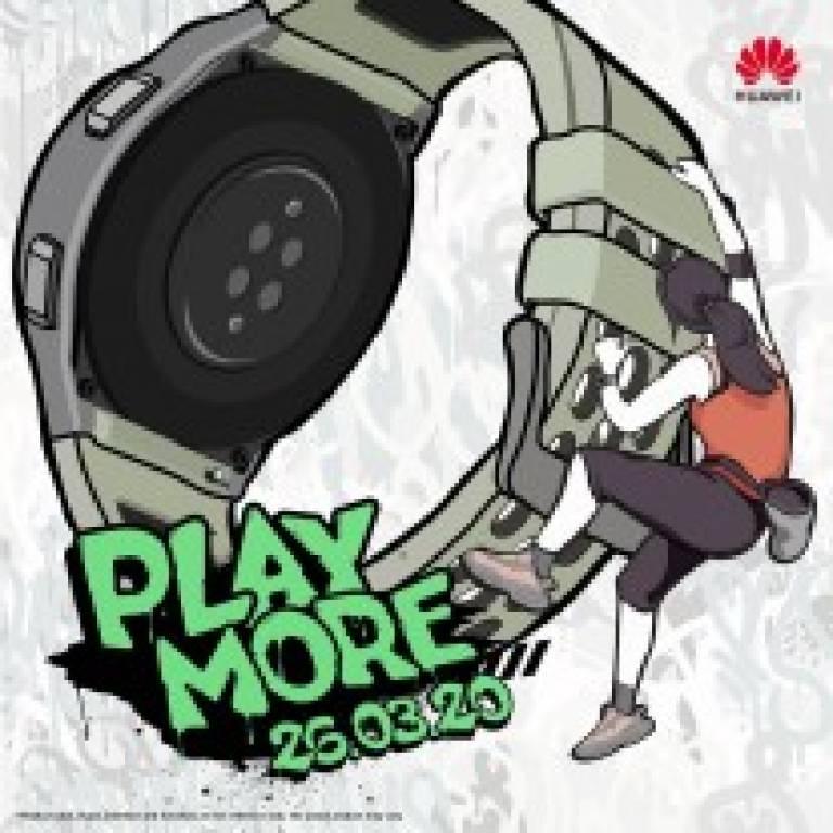 Huawei Watch GT 2e: športové smartwatch budú vydané 26. marca spolu so sériou P40 1