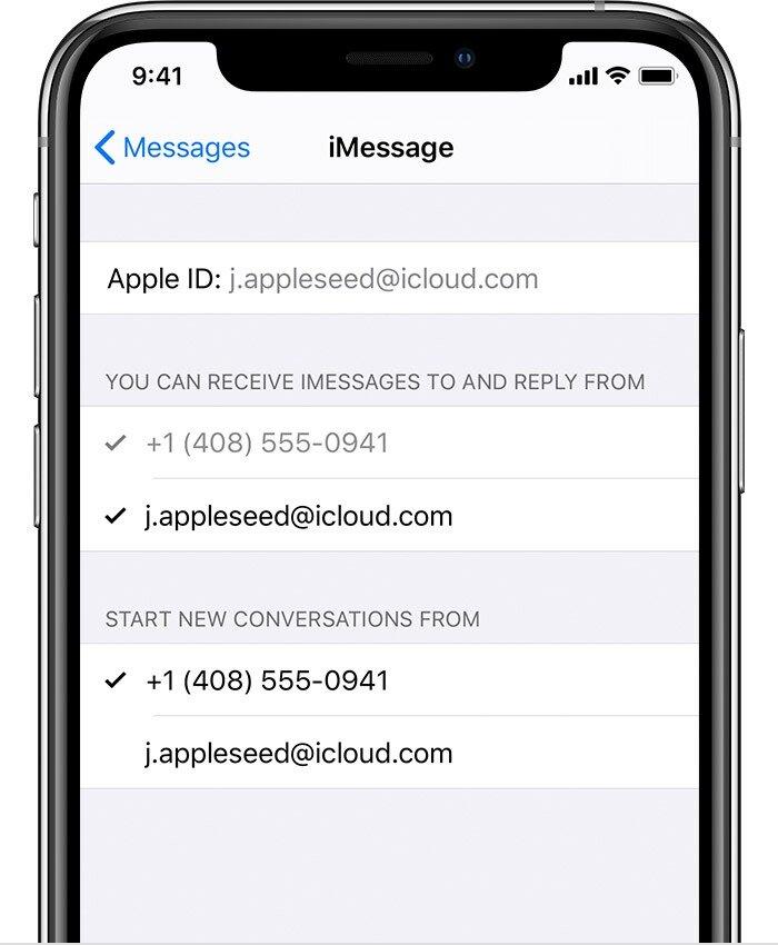 Zmeňte ID volajúceho FaceTime