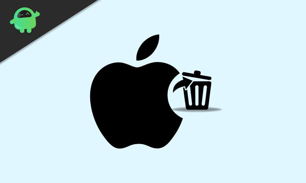 Hur du återställer förlorade eller raderade meddelanden på en iOS-enhet 1