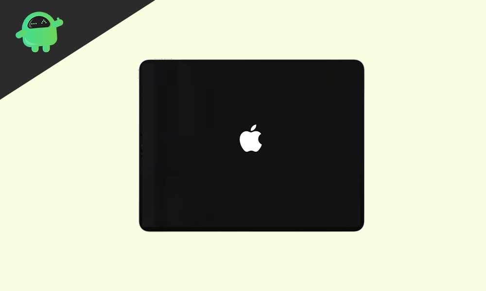 Ako opraviť uviaznutý iPad Apple LOGO? 1