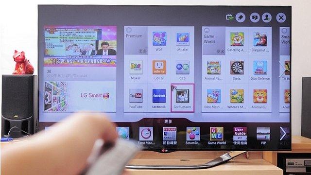 Ako pridať aplikácie do inteligentnej televízie
