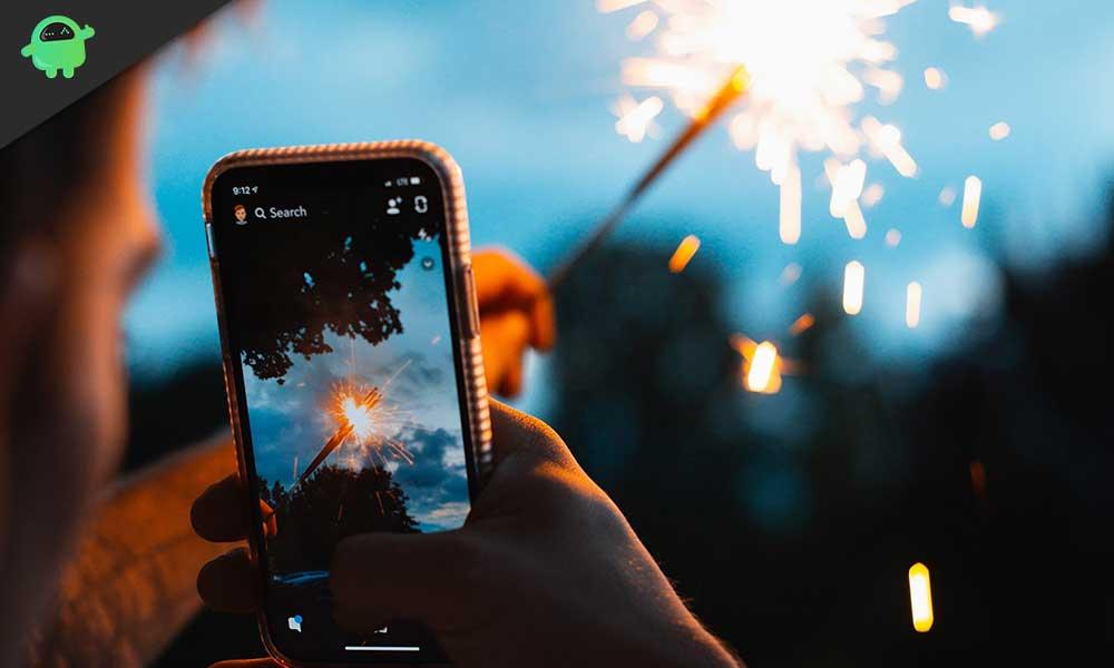Ako upravovať fotografie z fotoaparátu v aplikácii Snapchat 1