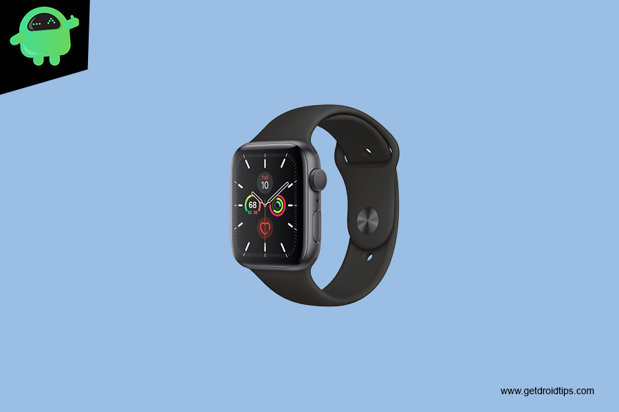 Bunka nefunguje Apple Watch