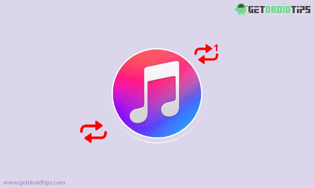 Ako opakovať skladby alebo albumy v aplikácii Hudba na iOS 13 a iPadOS 13 1