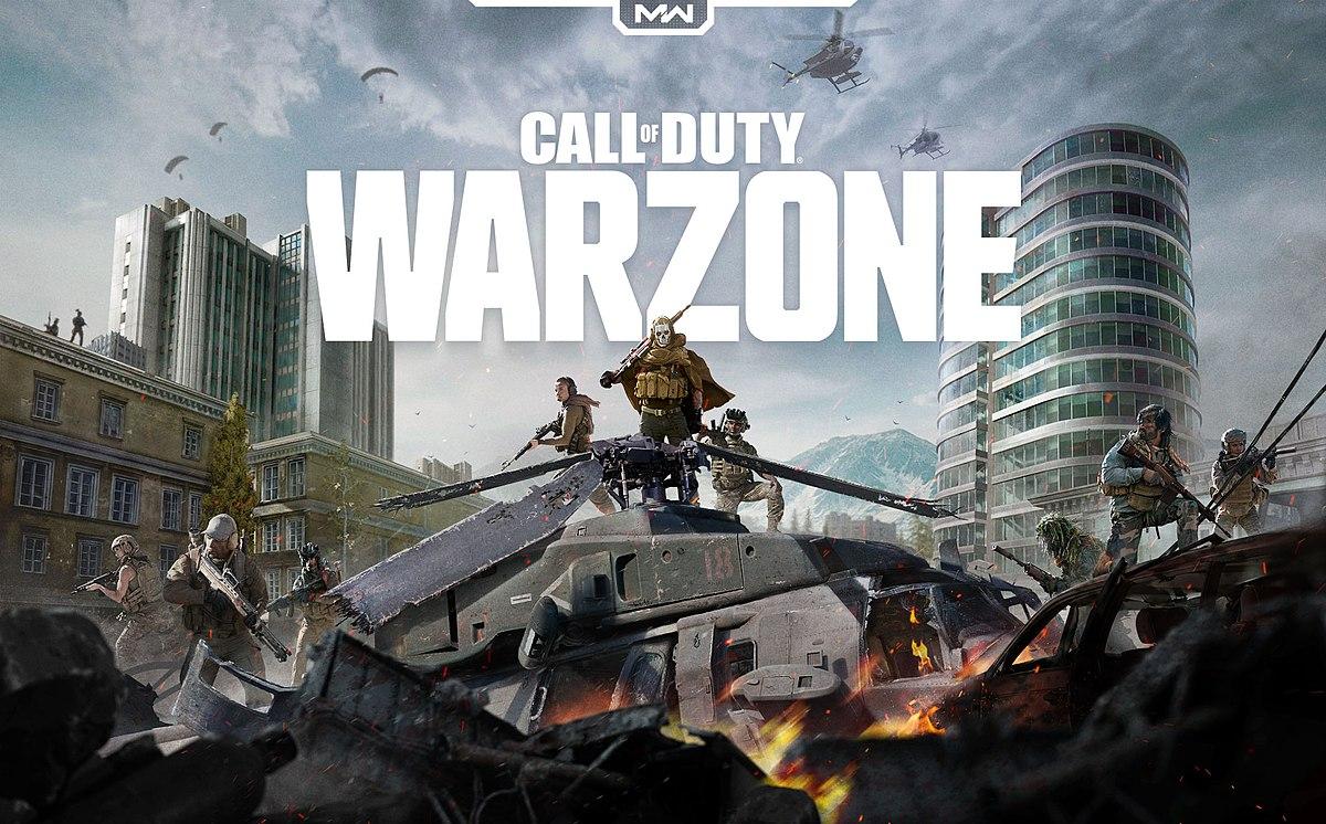 Oprava Call of Duty Warzone Team Oprava: Ako prestať hrať následky 1